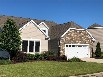 Massillon Condo/Townhouse For Sale: 5271 Lake Vista Circle