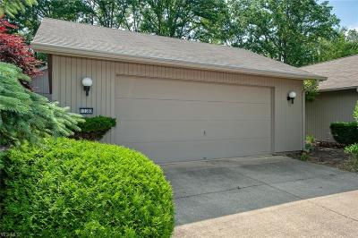 Strongsville Single Family Home Active Under Contract: 12380 Kronos Court