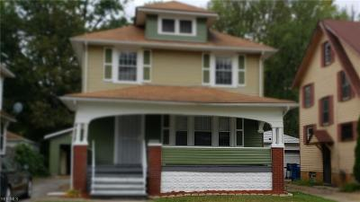 Lorain OH Single Family Home For Sale: $84,900
