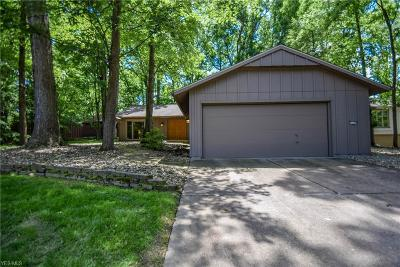Ledgewood Single Family Home Active Under Contract: 17141 Ridge Point Circle