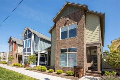 Cleveland Condo/Townhouse For Sale: 5870 Breakwater Avenue