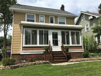 Cleveland Single Family Home For Sale: 3235 Redwood Road