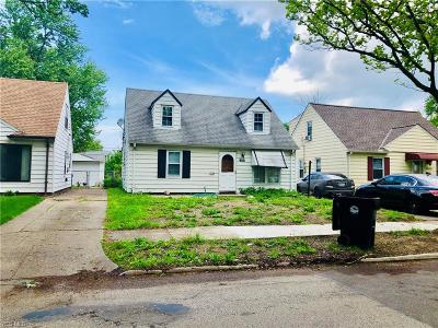 Cleveland Single Family Home For Sale: 18600 Homeway