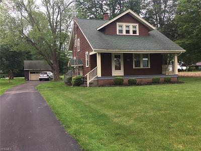 Single Family Home For Auction: 12366 Beeson Street