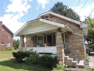 Youngstown Single Family Home For Sale: 25 Rhoda Avenue