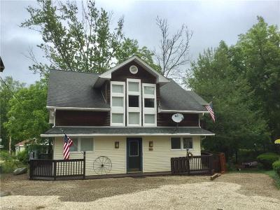 Medina County Single Family Home For Sale: 118 Shady Slope