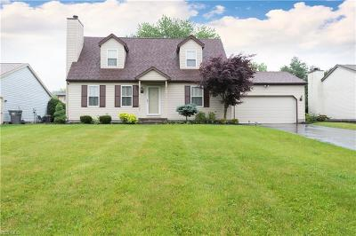 Austintown Single Family Home Active Under Contract: 1947 Woodgate Street