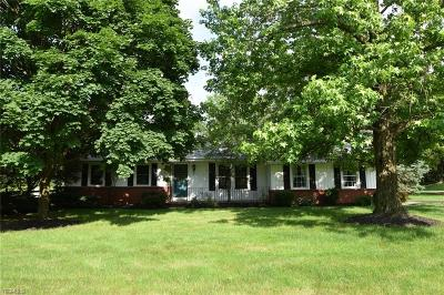 Hudson Single Family Home Active Under Contract: 1515 Barlow Road