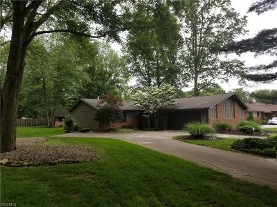 Middleburg Heights Single Family Home Active Under Contract: 6762 Smith Road