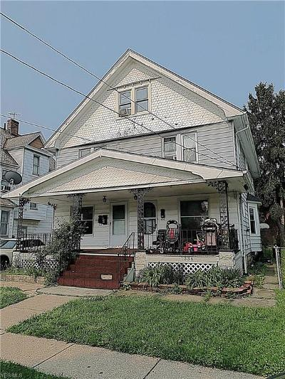Lakewood Multi Family Home For Sale: 1336 Fry Avenue