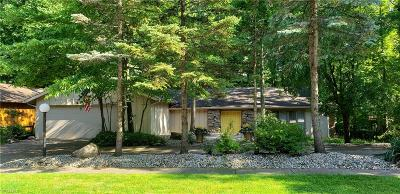 Ledgewood Single Family Home For Sale: 18085 Falling Leaves Road