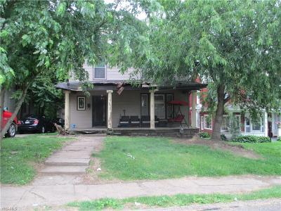 Guernsey County Single Family Home For Sale: 345 Woodlawn Avenue