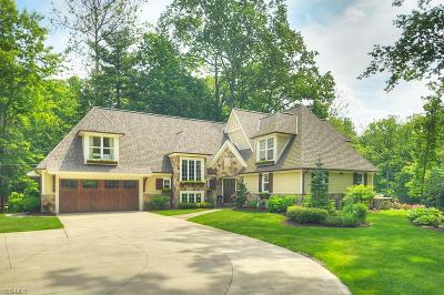 Olmsted Falls Single Family Home For Sale: 7305 River Road