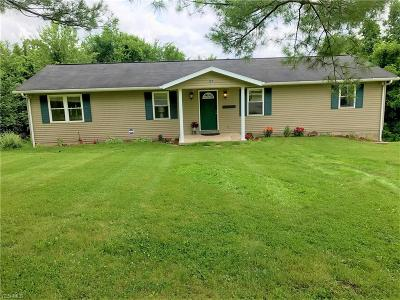 Single Family Home For Sale: 55101 Iowa Road