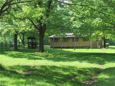 Hubbard Single Family Home For Sale: 7950 Price Shaffer Road