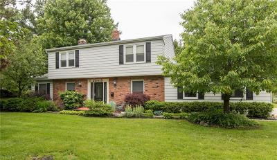 Single Family Home For Sale: 25415 S Woodland Road