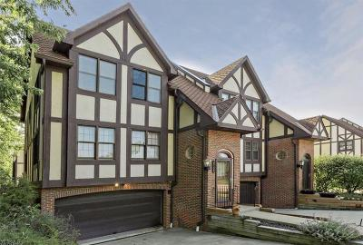 Beachwood Condo/Townhouse For Sale: 3503 Leeds Road