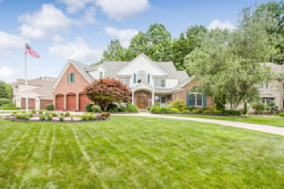 Westlake Single Family Home For Sale: 29967 Persimmon Drive