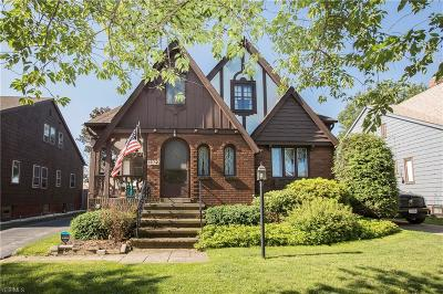 Cleveland Single Family Home For Sale: 15027 Merrimeade Drive