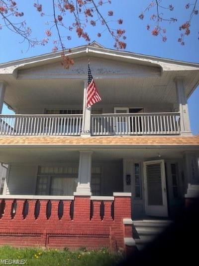 Cleveland Multi Family Home For Sale: 10322 Almira Avenue