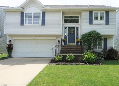 Olmsted Falls Single Family Home For Sale: 9558 Cyprus Lane