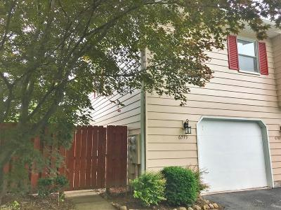 Brecksville, Broadview Heights Condo/Townhouse For Sale: 6779 Old Royalton Road
