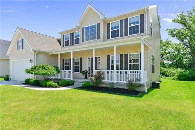 Avon Single Family Home For Sale: 39469 Miramar