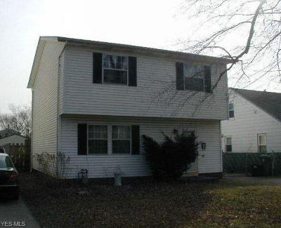 Lake County Single Family Home For Sale: 1313 E 345th Street