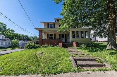 Massillon Single Family Home For Sale: 1505 Lincoln Way