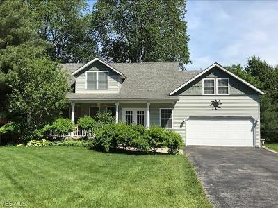 Mentor Single Family Home For Sale: 5541 W Heisley Road