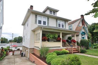 Zanesville OH Single Family Home Active Under Contract: $169,900