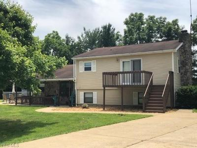Belpre Single Family Home Active Under Contract: 214 Everson Road
