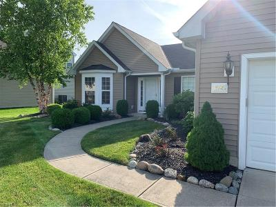 Avon Single Family Home Active Under Contract: 1695 Pine Drive