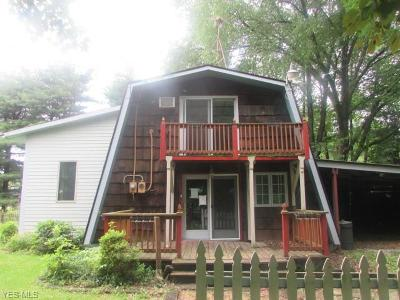 Lisbon Single Family Home For Sale: 7315 Spillway Road