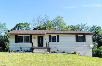 Twinsburg Single Family Home Active Under Contract: 1949 Case Street