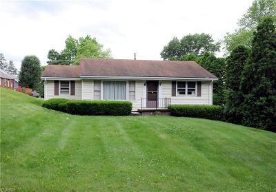Guernsey County Single Family Home For Sale: 811 N 18th Street