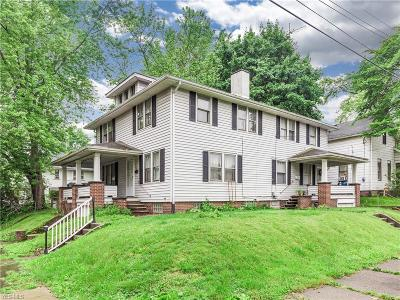 Canton Multi Family Home For Sale: 1304 10th Street