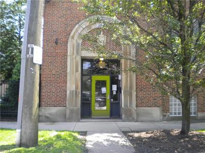 Cleveland Condo/Townhouse For Sale: 8205 Franklin Boulevard #1