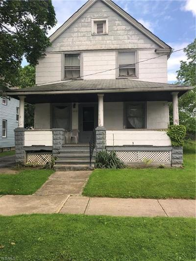 Cleveland Multi Family Home For Sale: 3414 W 56th Street