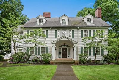 Salem Single Family Home Active Under Contract: 700-740 Highland Avenue