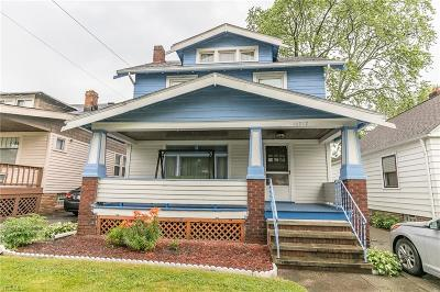 Cleveland Single Family Home For Sale: 10212 Thrush Avenue