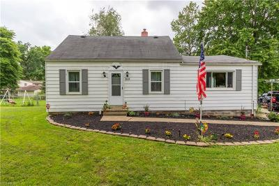 Hubbard Single Family Home Active Under Contract: 3638 Orchard Avenue