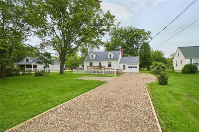 North Royalton Single Family Home For Sale: 9909 W 130th Street