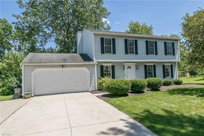 North Royalton Single Family Home Active Under Contract: 17841 W 130th Street