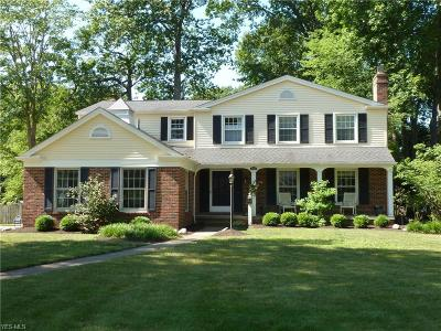 Single Family Home For Sale: 30501 Winsor Drive