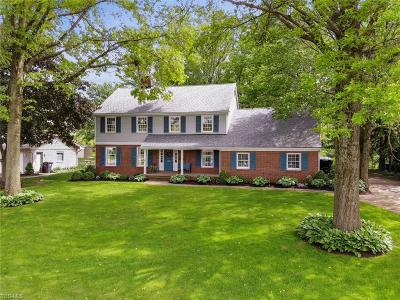 Canfield Single Family Home For Sale: 203 Brookpark Drive
