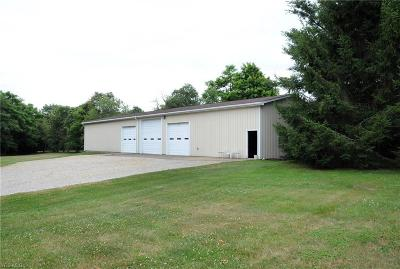 Guernsey County Commercial For Sale: 9232 Cadiz Road