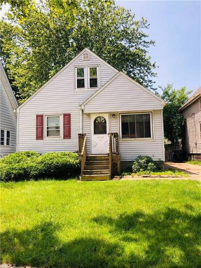 Cleveland Single Family Home For Sale: 4480 W 172nd Street