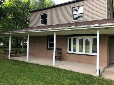 Newton Falls Single Family Home For Sale: 2513 Newton Falls Tomlinson