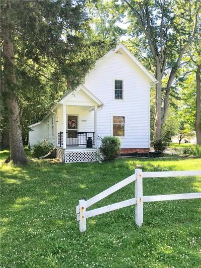 Mentor Single Family Home For Sale: 9592 Headlands Road